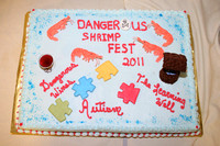 2011 - Dangerous Shrimp Fest for Autism