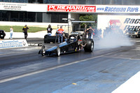 NHRA Englishtown - Alcohol Funny Cars & Dragsters